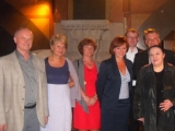 Cracow, Jesuits Basilica, after the concert, may 2012